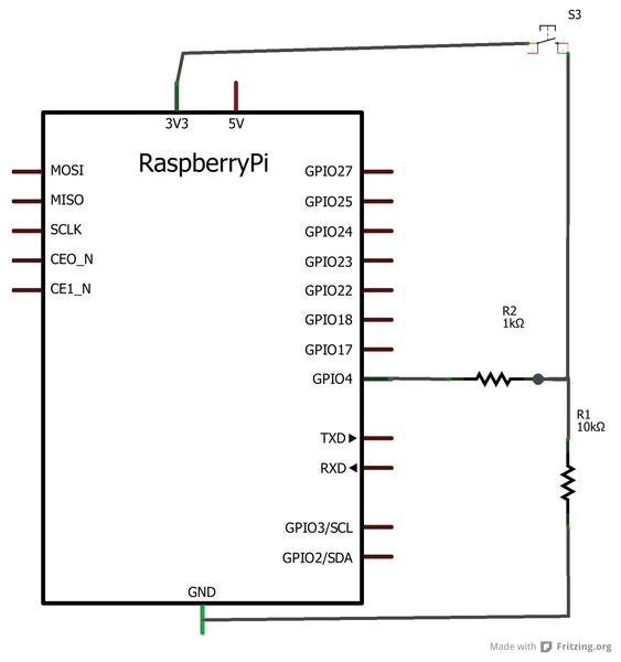 Adding a Switch » Raspberry Pi Geek on