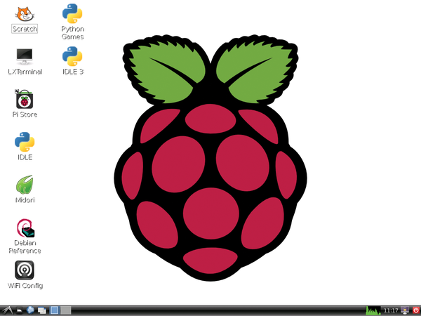 Python: First Slithers » Raspberry Pi Geek