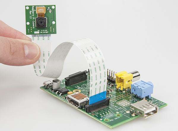 Rasp Pi Camera Module » Raspberry Pi Geek