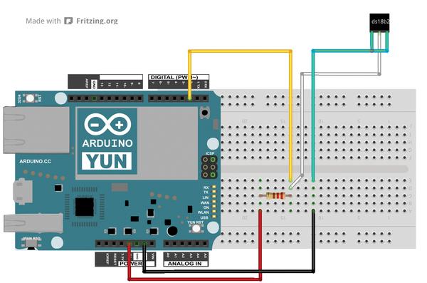 Arduino yún raspberry pi geek