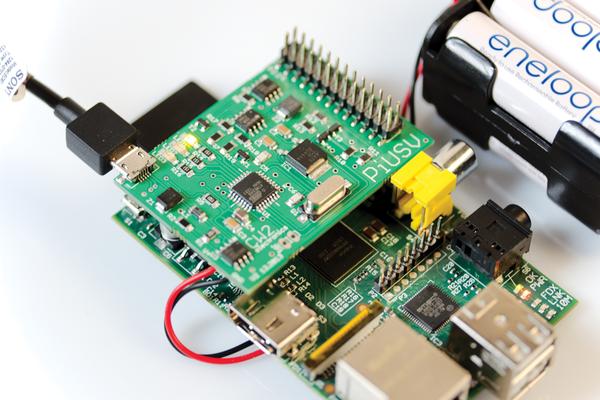 Pi UPS » Raspberry Pi Geek
