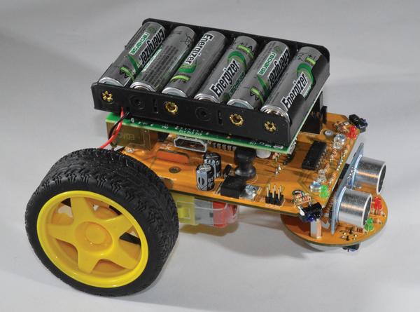 Pi2Go Robot » Raspberry Pi Geek