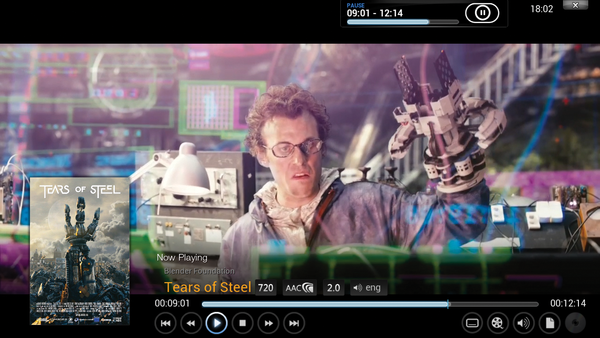 Configuring the XBMC Media Center - Page: 1 4 - Seite 3 » Raspberry
