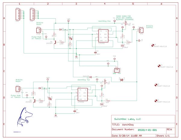 SwitchDoc Labs: Watchdog Timer - Page: 1 4 - Seite 3