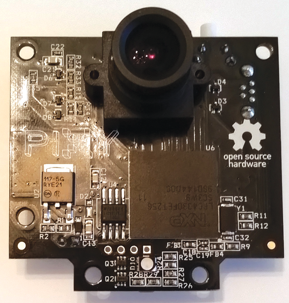 Pixy Camera » Raspberry Pi Geek