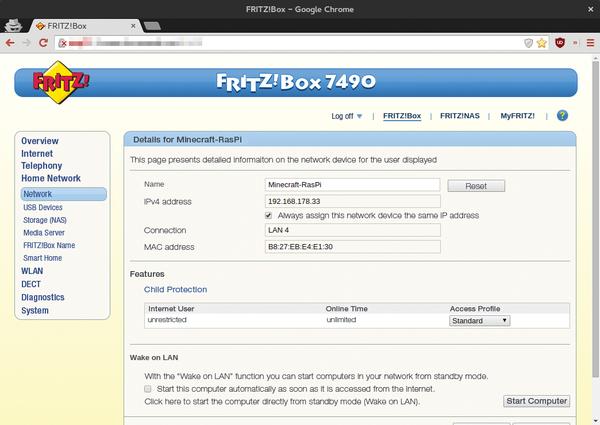 Minecraft Server - Page: 1 4 - Seite 3 » Raspberry Pi Geek