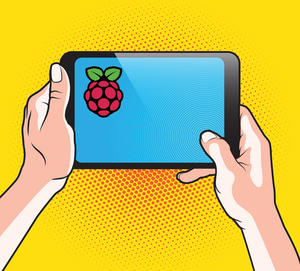 The Rasp Pi Display » Raspberry Pi Geek