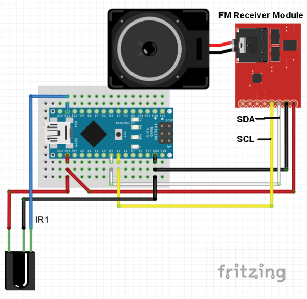 Arduino FM Radio » Raspberry Pi Geek