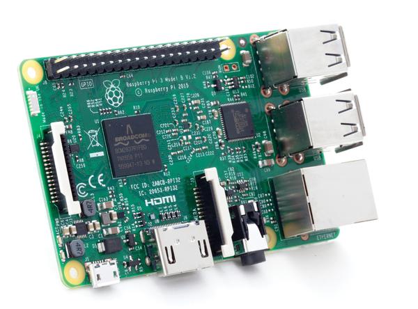 In the News » Raspberry Pi Geek