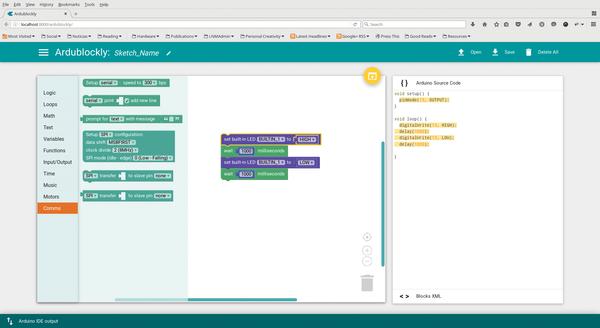 Arduino Graphical Languages » Raspberry Pi Geek