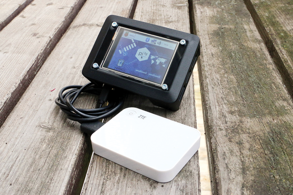 Display T  Box 3 » Raspberry Pi Geek