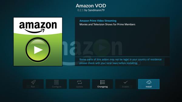 LibreELEC and Amazon Video - Page: 1 2 - Seite 2 » Raspberry