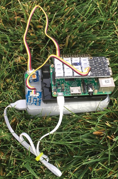 Show off the Power of IoT - Page: 1 2 - Seite 2 » Raspberry