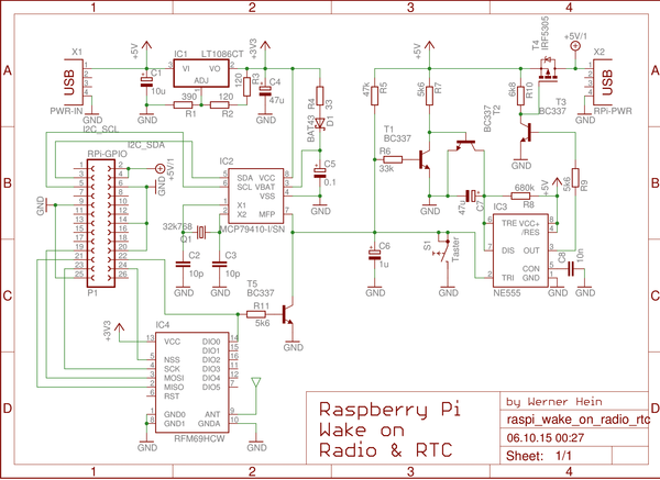 Pi Wake on Radio » Raspberry Pi Geek