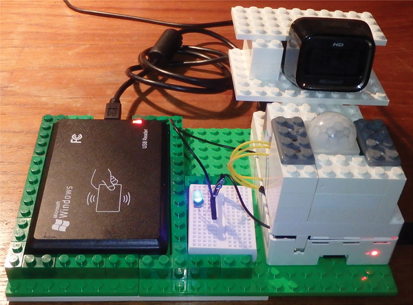 RFID Card Reader » Raspberry Pi Geek
