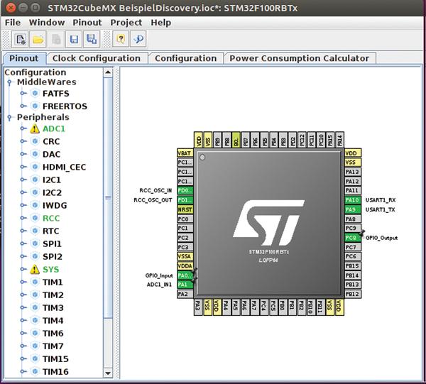 STM32 Development - Page: 1 4 - Seite 3 » Raspberry Pi Geek